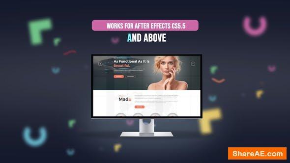 Videohive Fast Website Presentation