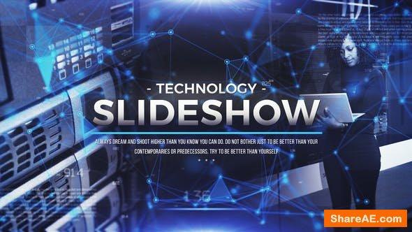 Videohive Technology Slideshow