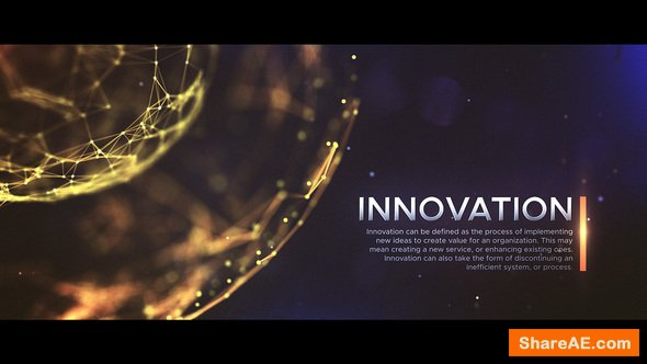 Videohive Innovative Titles