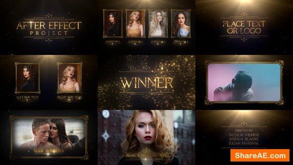 Videohive Awards 23262663