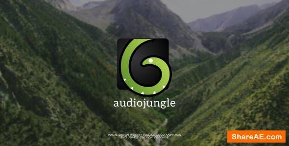 Videohive Folding Logo