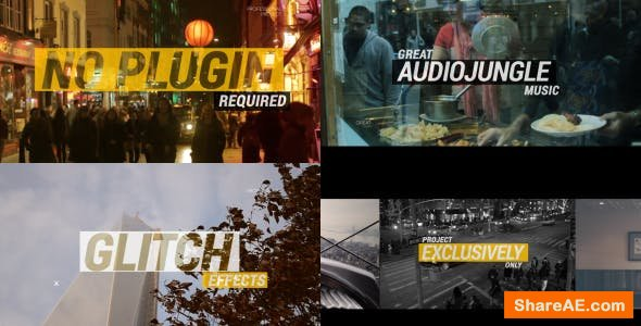 Videohive Dynamic Video Slideshow
