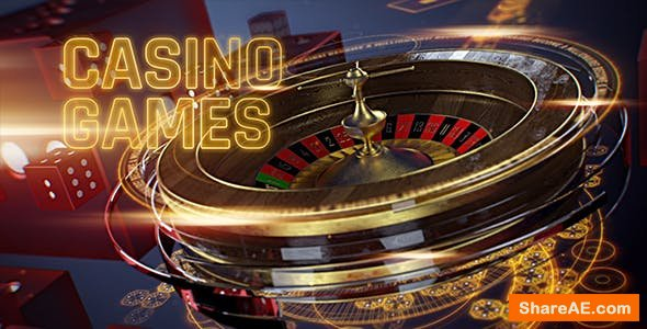 Videohive Casino Games/ Poker Champions/ Casino Online Intro
