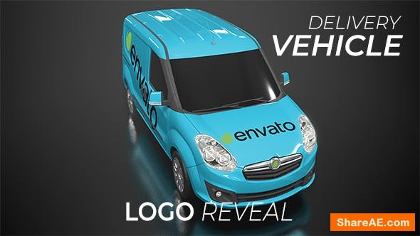 Videohive Delivery Vehicle