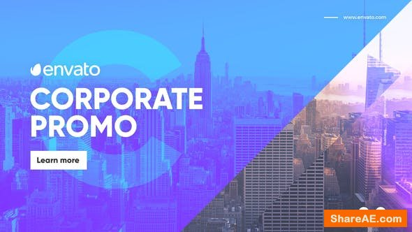 Videohive Clean Corporate Promo 23061215