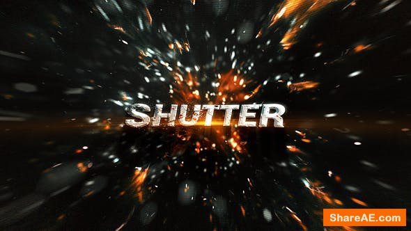 Videohive Cinematic Shatter Trailer