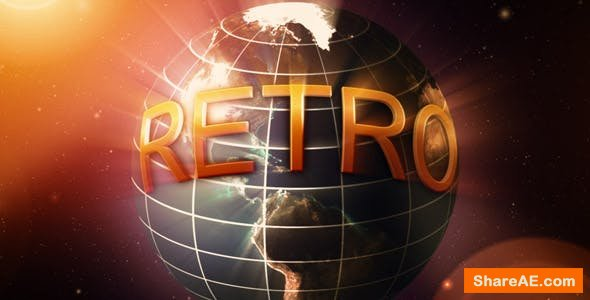 Videohive RETRO EPIC TRAILER
