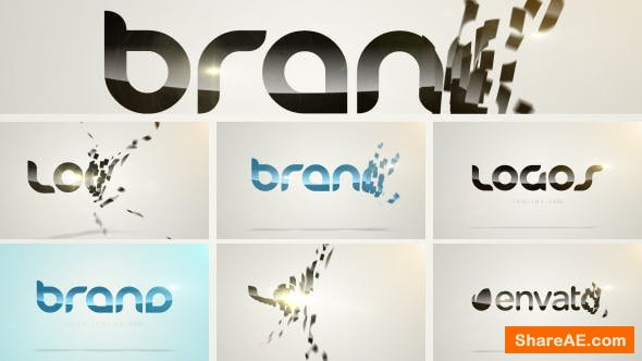 Videohive Clean Rotation Logo