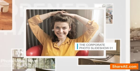 Videohive The Corporate Photo Slideshow