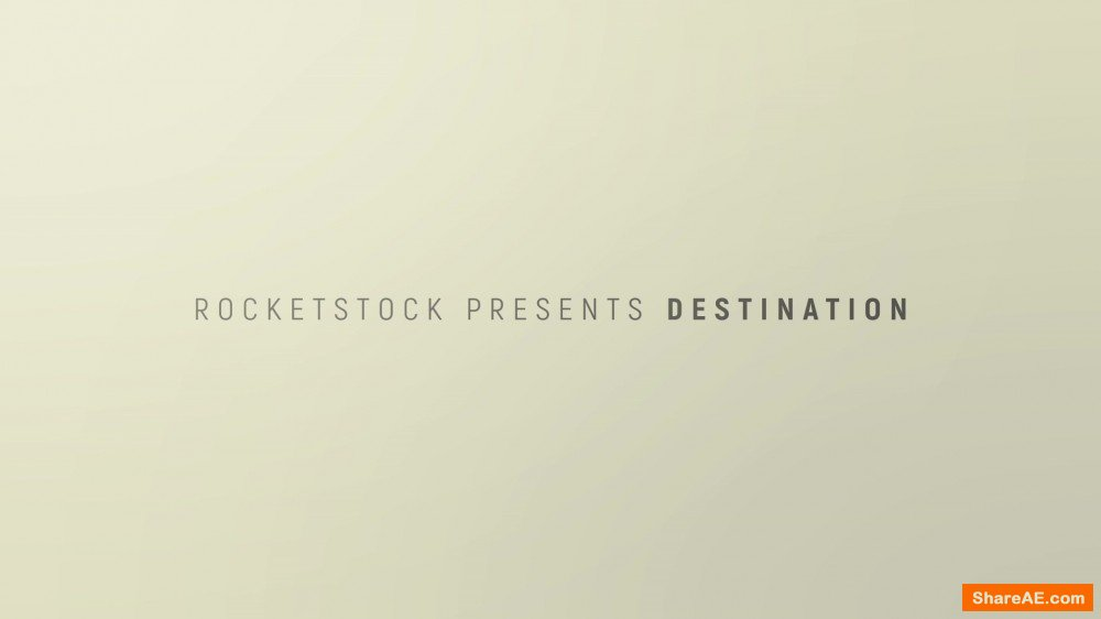 Destination - Sequential Promo (RocketStock)
