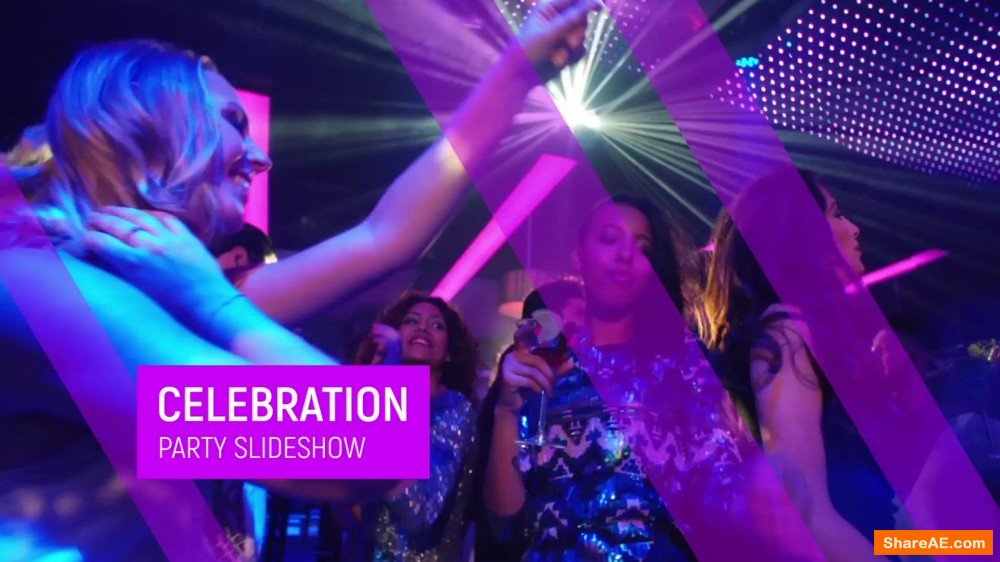 Celebration - Party Slideshow (RocketStock)