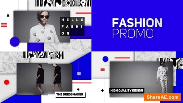Videohive Fashion Promo 20724240