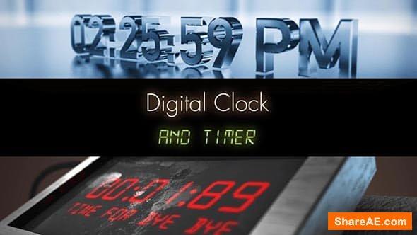 Videohive Time Presets v1.5