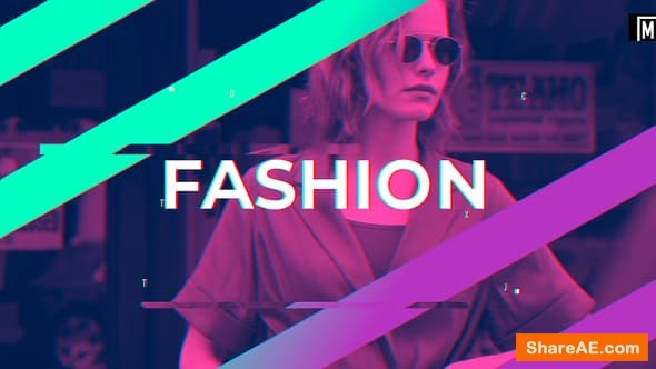 Videohive Fashion Dynamic Opener