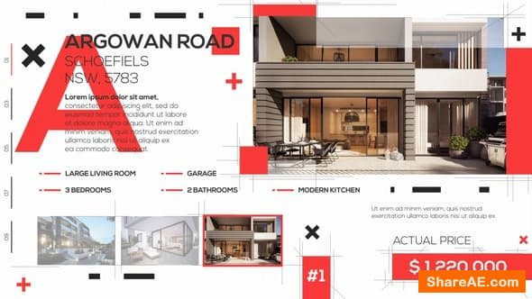 Videohive Real Estate Modern 2
