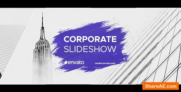 Videohive Corporate Slideshow 20610577