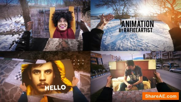 Videohive Super Stomp POV