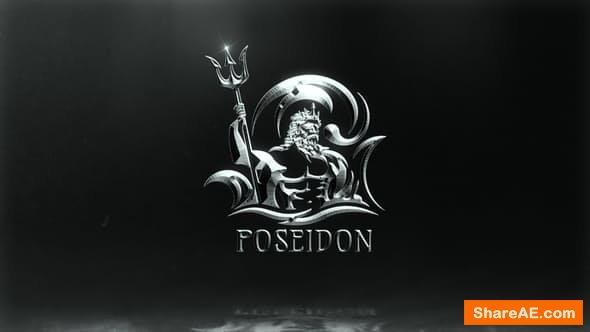 Videohive Poseidon Logo