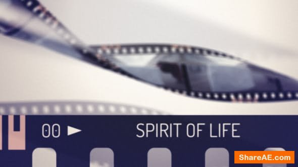 Videohive Spirit of Life
