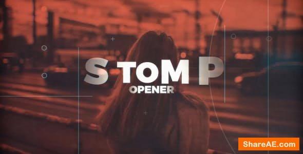 Videohive Grunge Stomp