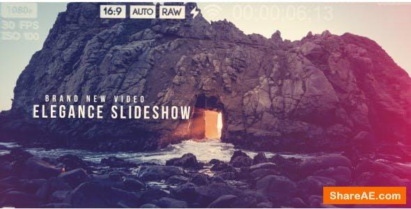 Videohive Elegance Slideshow
