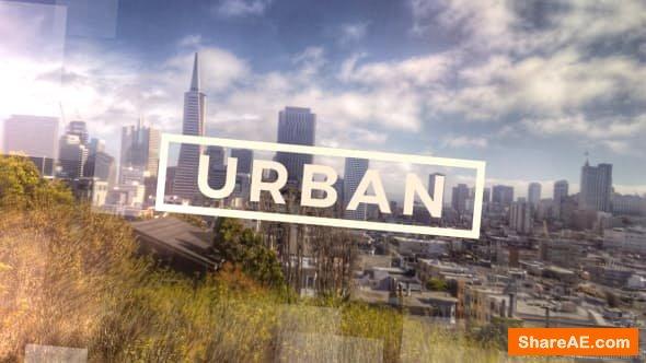 Videohive Urban Slideshow 20481616