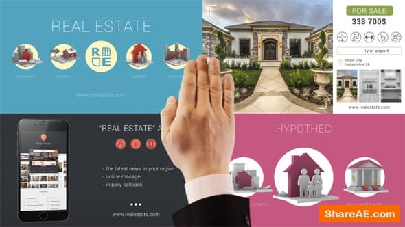 Videohive Real Estate Kit 15944927