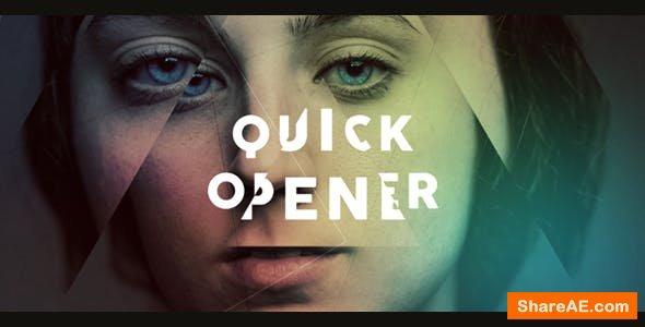 Videohive Quick Opener 20114494