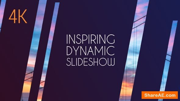 Videohive Inspiring Dynamic Slideshow