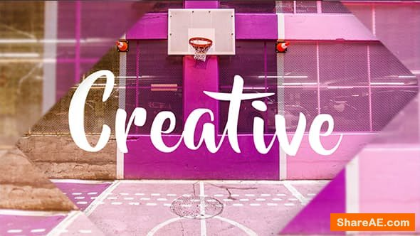 Videohive Handwriting Typography Slideshow