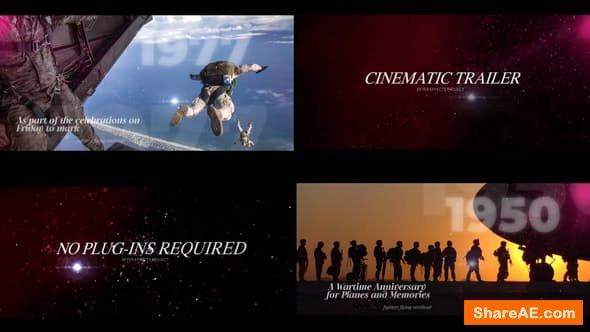 Videohive History Slideshow