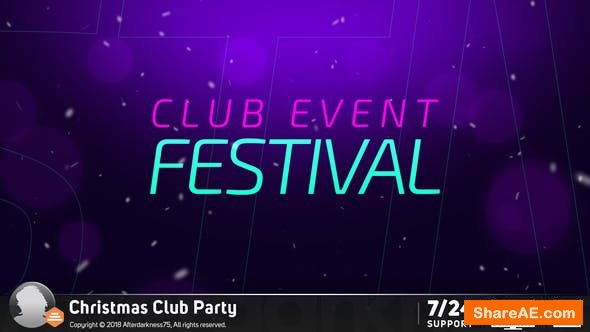 Videohive Club Party Event