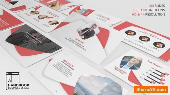 Videohive Handbook Business Slides