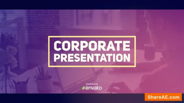 Videohive Corporate Presentation 19656382