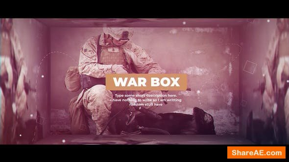 Videohive War Box