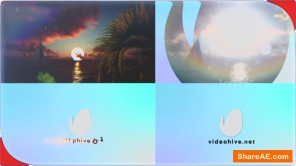 Videohive Paradise Island Logo