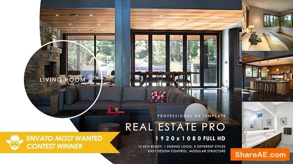 Videohive Real Estate Pro