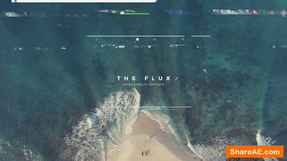 Videohive The Flux