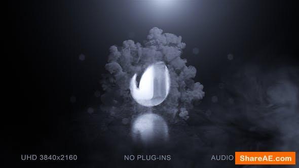 Videohive Elegant Smoke Logo