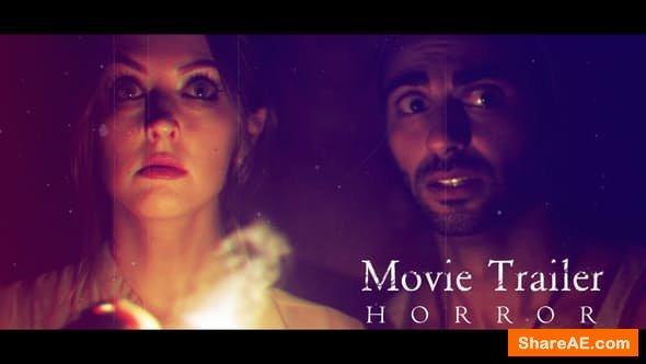 Videohive Movie Trailer - Horror