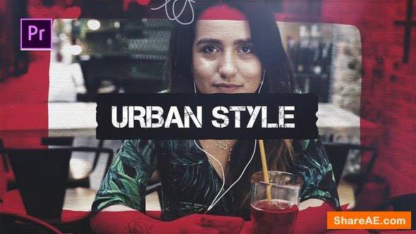 Videohive Urban Style - PREMIERE PRO