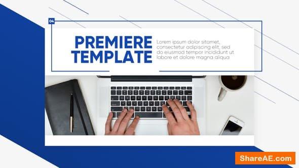 Videohive Clean Presentation - Premiere Promo - PREMIERE PRO