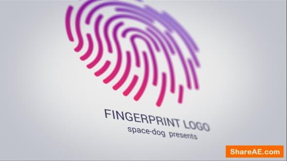 Videohive Fingerprint logo 18183215