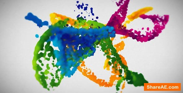 Videohive Liquid Logo 14992327