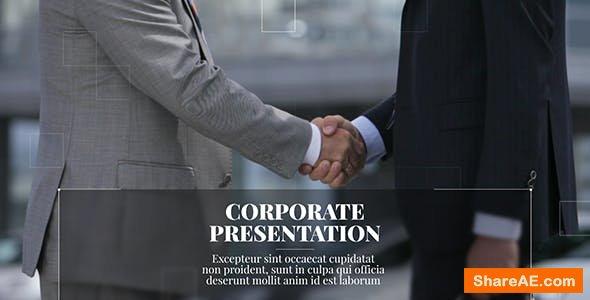 Videohive New Line - Corporate Presentation