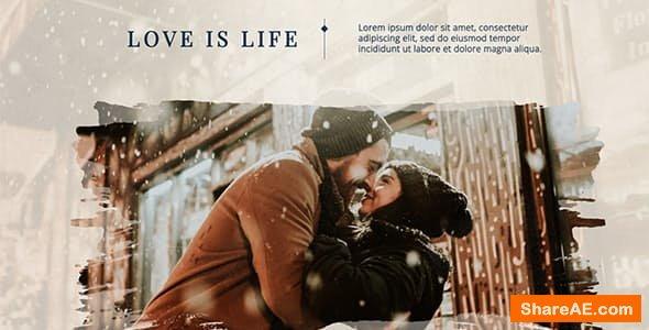 Videohive The Inspiration - Photo Slideshow
