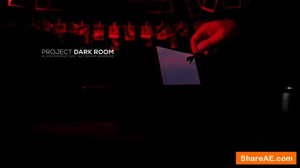 Videohive Dark Room