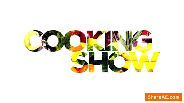 Videohive Cooking Show Intro