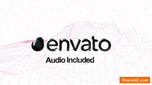Videohive Urban Glitch Logo