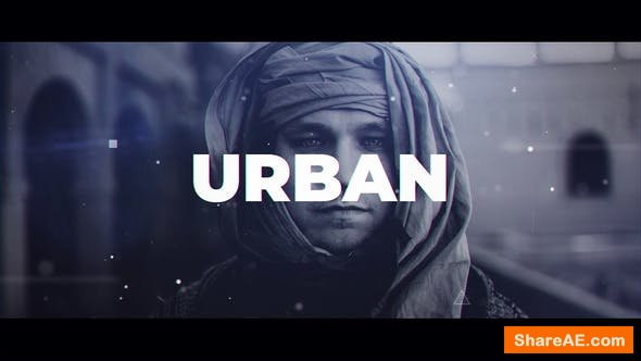 Videohive Urban Upbeat